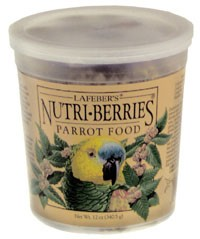 Classic Nutri-Berries - Parrot - 12oz