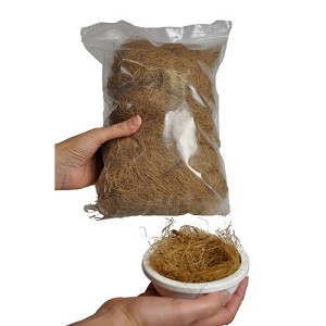 Coconut Nesting Material - 454g (1lb) Big Bag