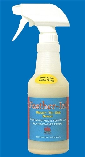 Feather-In - Ready-to-use AntiPick Spray - 16oz