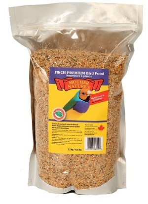 Chin Ridge Finch Premium - 2.2kg