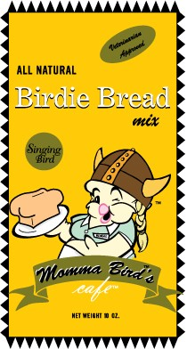 Momma's Bird Bread - Singing Bird