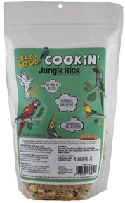 Crazy Good Cookin - Jungle Rice