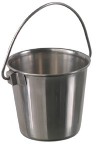 Stainless Steel Foraging Bucket - 1/2 Pint