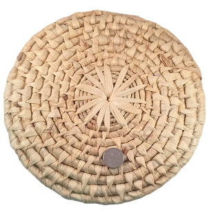 "Maize Mat Frisbee - 8"" - 1pc"