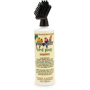 Poop Off with Scrubber - 16oz