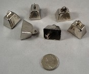 Cow Bells - 27mm - 6pc