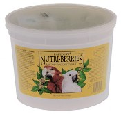Classic Nutri-Berries Macaw /Cockatoo - 3.5lb Tub