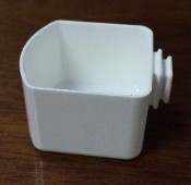 Square Cup / Dish